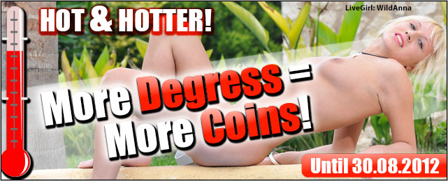 More degrees more coins